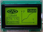 LCD-AG-128064A-YHY Y/G-E6