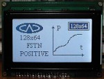 LCD-AG-128064A-FHW K/W-E6