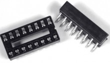 DIL16 Socket 16PIN/30