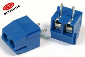 TB 3,5mm-2P ARK-blue